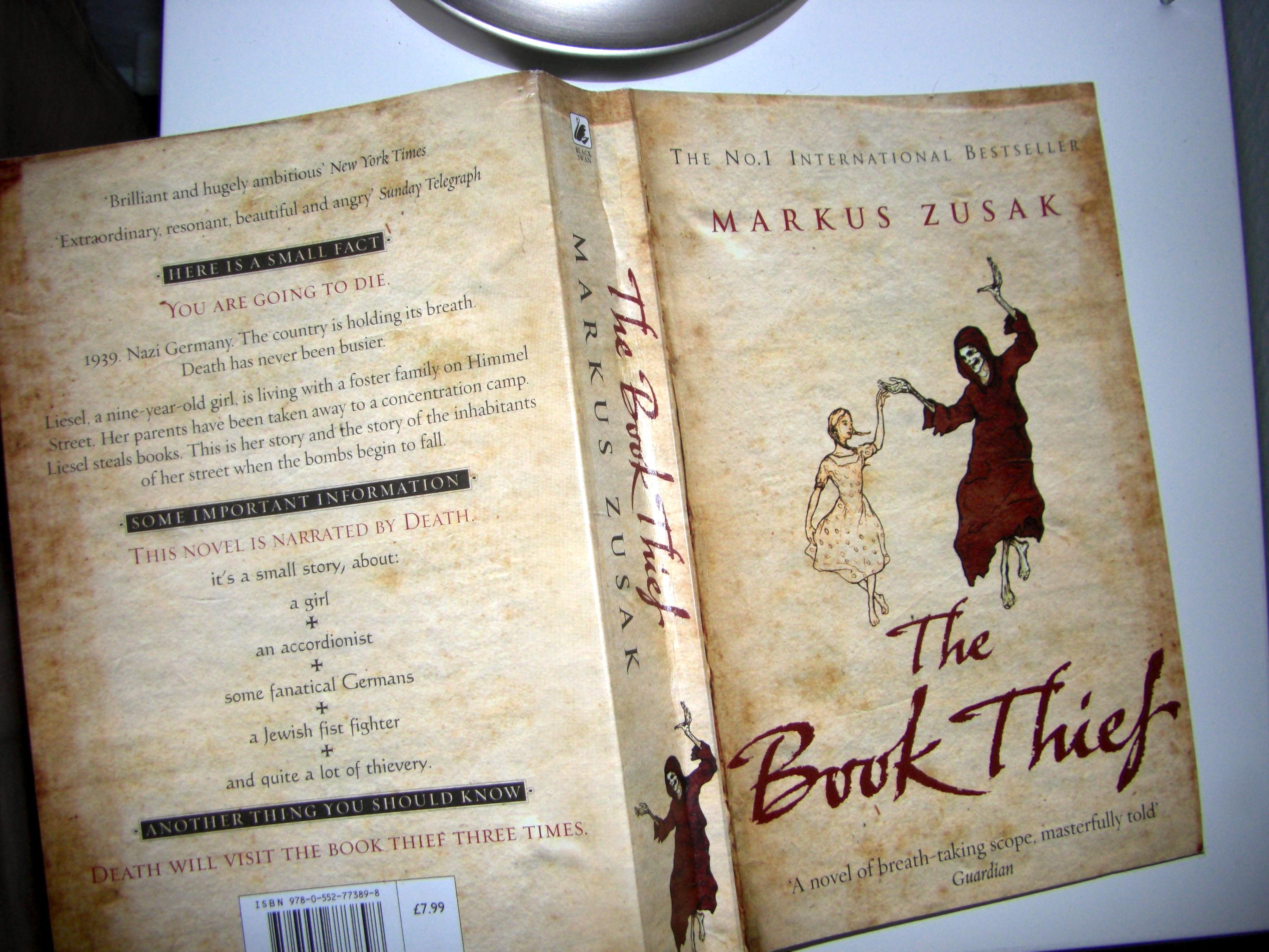 the book thief anniversary edition pdf